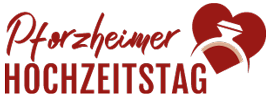 Pforzheimer Hochzeitstag Logo